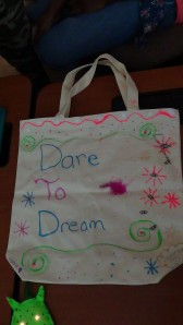 Dare To Dream Tote
